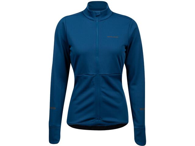PEARL iZUMi Quest Thermal Jersey Women, azul